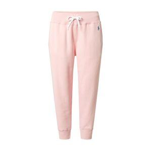 POLO RALPH LAUREN Kalhoty  růžová / kouřově modrá