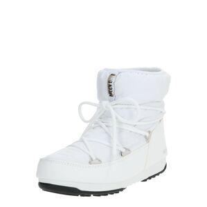 MOON BOOT Sněhule 'Moon Boot'  bílá