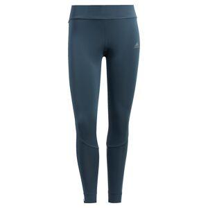 ADIDAS PERFORMANCE Sportovní kalhoty 'Own The Run'  černá / petrolejová / bílá