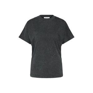 EDITED Tričko 'Giorgia'  černá