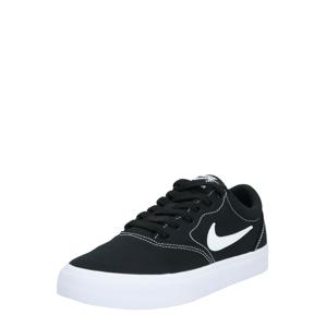 Nike SB Tenisky 'Charge'  bílá / černá
