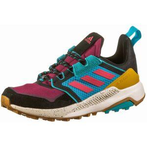 ADIDAS PERFORMANCE Polobotky 'Trailmaker'  černá / tmavě růžová / světlemodrá / tmavě žlutá