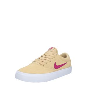 Nike SB Tenisky  fialová / písková