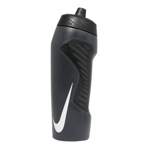 NIKE Accessoires Láhev na vodu 'Hyperfuel'  antracitová / černá / bílá