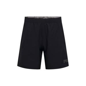 FILA Sportovní kalhoty 'ALBERO'  černá