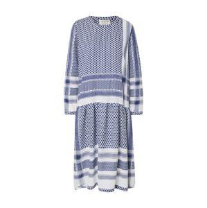 Cecilie Copenhagen Šaty 'Josefine'  námořnická modř / bílá