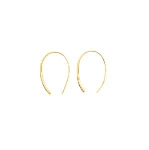 EDITED Náušnice 'Estella'  zlatá
