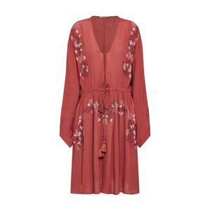 Farina Opoku Letní šaty 'SAHIRA'  vínově červená