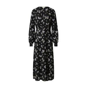 Miss Selfridge Letní šaty  černá / bílá / světlemodrá / zelená