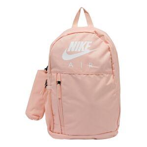 Nike Sportswear Batoh 'Elemental'  bílá / broskvová
