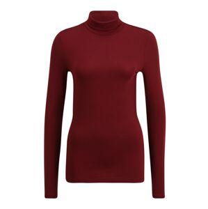Vero Moda Tall Tričko 'AVA LULU'  tmavě červená