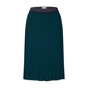 NÜMPH Sukně 'Nuabuah'  smaragdová