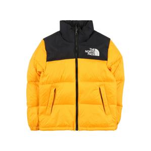 THE NORTH FACE Zimní bunda '96 Retro Nuptse'  zlatě žlutá / marine modrá