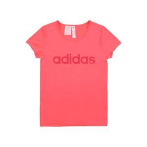 ADIDAS PERFORMANCE Funkční tričko  pitaya / pink