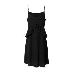 Vero Moda Tall Šaty 'VMYANA'  černá