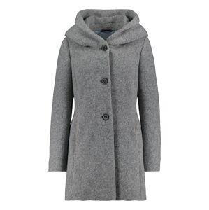 Amber & June Zimní kabát  šedá