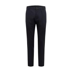 Esprit Collection Kalhoty s puky  tmavě modrá