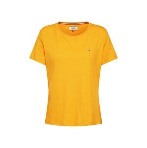 Tommy Jeans Tričko  žlutá
