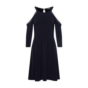 ABOUT YOU Koktejlové šaty 'Tayla'  černá