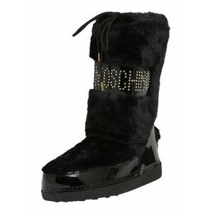 Love Moschino Sněhule  černá