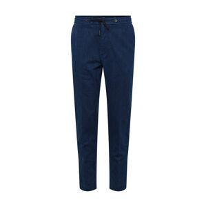 BOSS Kalhoty 'Sabriel 1'  modrá džínovina
