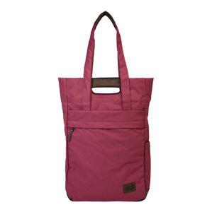 JACK WOLFSKIN Nákupní taška 'Piccadilly'  fialová
