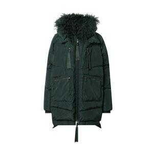 MAX&Co. Zimní kabát 'Mughetto'  petrolejová