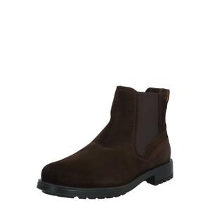 CAMEL ACTIVE Chelsea boty  tmavě hnědá