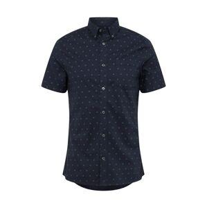 BURTON MENSWEAR LONDON Košile  námořnická modř