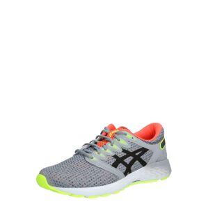 ASICS Běžecká obuv 'ROADHAWK FF2 MX'  černá / šedá