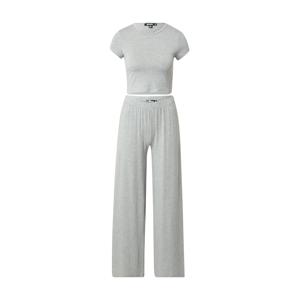 Missguided Pyžamo  šedá