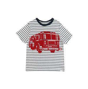 GAP Tričko 'MAY'  červená / modrá / bílá