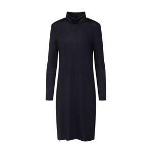 VERO MODA Úpletové šaty 'MALENA'  černá
