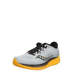 saucony Běžecká obuv 'RIDE ISO 2'  žlutá / šedá