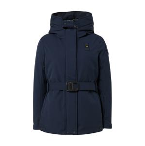 Blauer.USA Zimní bunda 'Imbottito Piuma'  námořnická modř