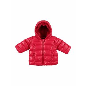 UNITED COLORS OF BENETTON Zimní bunda  červená