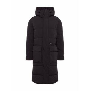 STRELLSON Zimní kabát  černá
