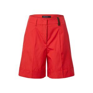 Marc Cain Kalhoty  červená