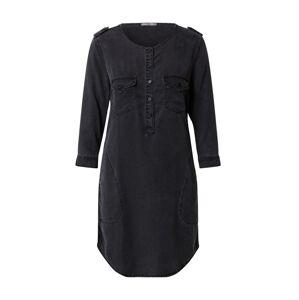 LTB Košilové šaty 'Elora'  černá