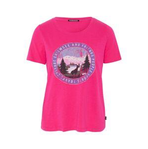 CHIEMSEE Funkční tričko 'Sangaj'  pink