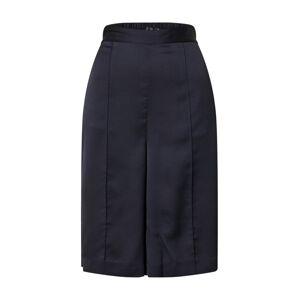 SOAKED IN LUXURY Kalhoty 'SLVeria'  tmavě modrá