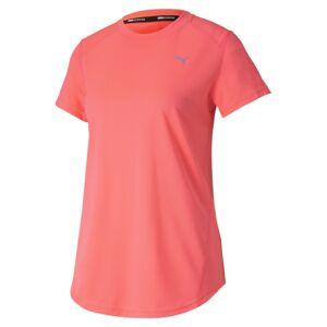 PUMA Funkční tričko 'Ignite'  šedá / malinová