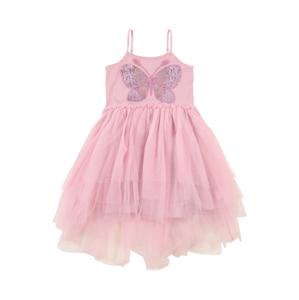 Cotton On Šaty 'Iris'  růžová / růže / pastelová fialová