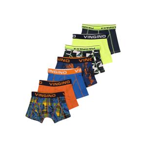 VINGINO Spodní prádlo  modrá / žlutá / oranžová