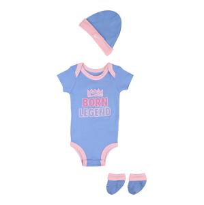 Nike Sportswear Dupačky/body 'BORN LEGEND'  královská modrá / růžová