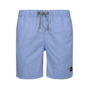 Shiwi Plavecké šortky 'Skinny stripe'  modrá