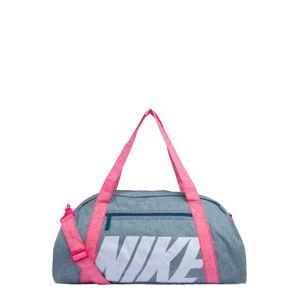 NIKE Sportovní taška 'GYM CLUB'  malinová / modrá