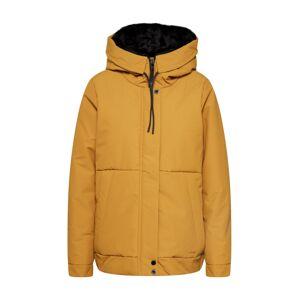 elvine Zimní bunda 'Tehlla'  žlutá