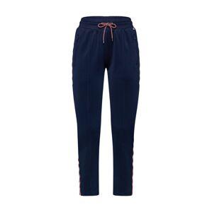 Tommy Jeans Kalhoty 'TJW TRACKSUIT PANT'  námořnická modř / červená / bílá