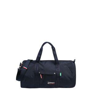 Tommy Jeans Cestovní taška  tmavě modrá